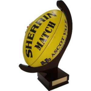 Football Display Mount T4001