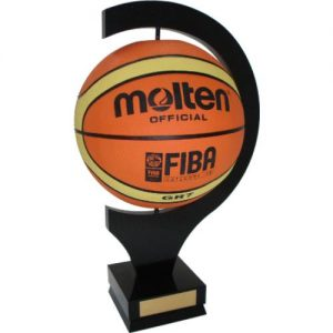 Basketball Display Mount T4003
