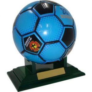 Deluxe Soccer Ball Mount T4005