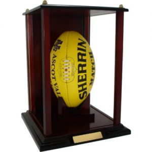 Football Display Case T4006