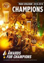 Awards Champion Main 2018 2019