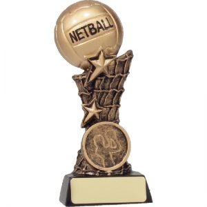 Netball Budget Raised Ball