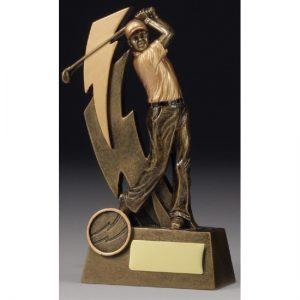 Golf Trophy Shazam