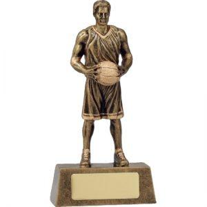 Basketball Trophy Hero Male