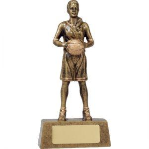 Basketball Trophy Hero Female