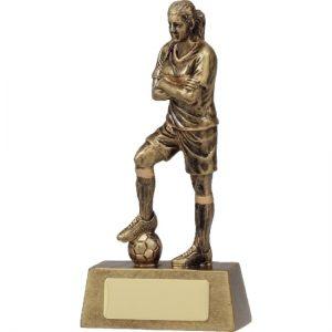 Football-Soccer Hero Female