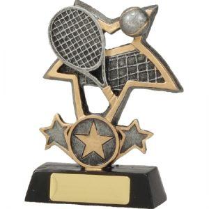 Tennis Trophy Tri-Star