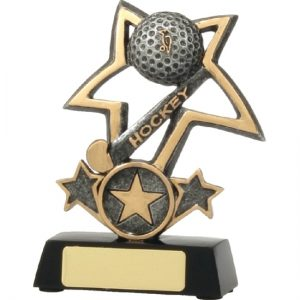 Hockey Trophy Tri-Star