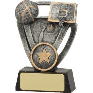Basketball Trophy Theme