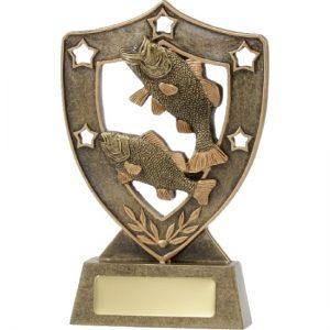 Fishing Trophy Shield