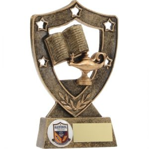 Education Trophy Shield