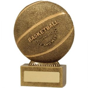 Basketball Trophy The Ball