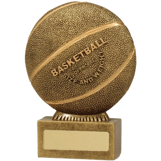 Basketball Trophy The Ball Ascot Vale Sports & Trophies