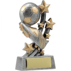 Football-Soccer Trophy Star Sentinel