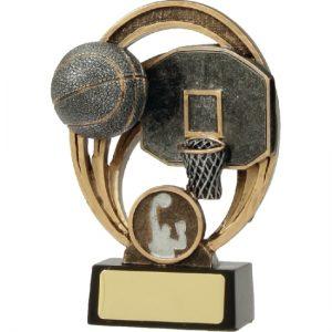 Basketball Trophy Halo