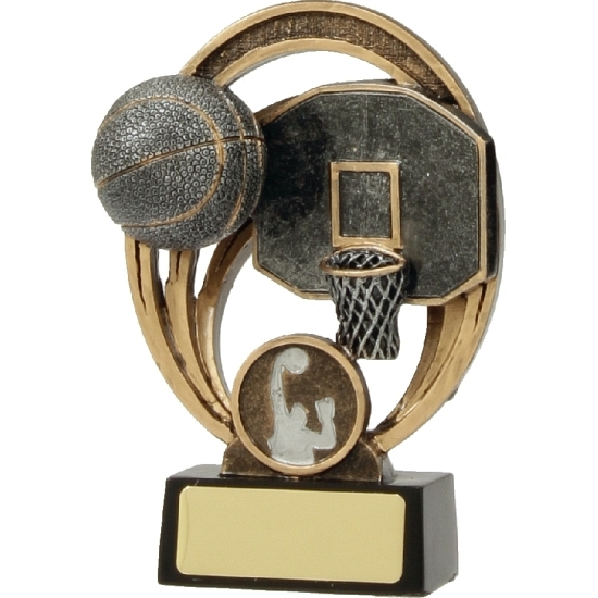 Basketball Trophy Halo Ascot Vale Sports & Trophies