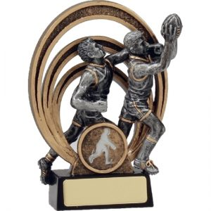 Footy Trophy Halo Marker