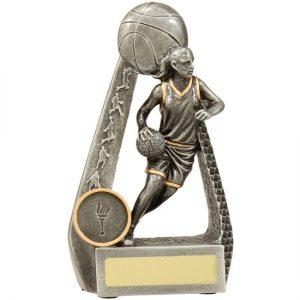 Basketball Trophy Portal Female
