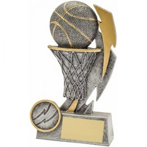 Basketball Trophy Shazam
