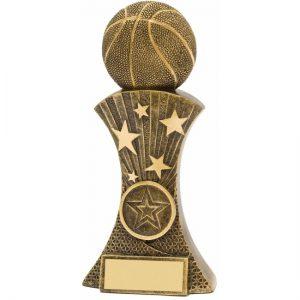 Basketball Trophy Triumph