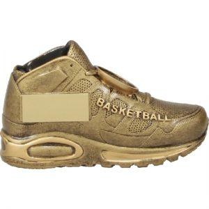 Basketball Trophy Mini Shoe