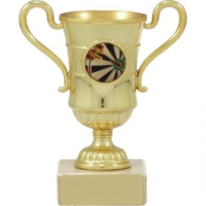 Gold Cast Cup