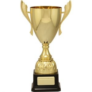 Iron Man Metal Cup Gold