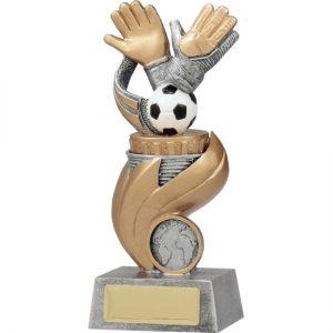 Football-Soccer Goalie