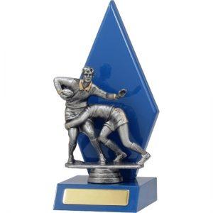 Rugby Blue Arrow