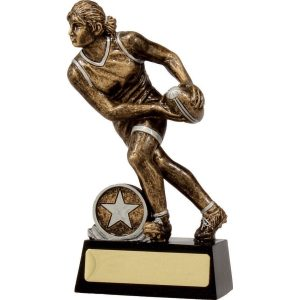 Touch Female Player 130mm