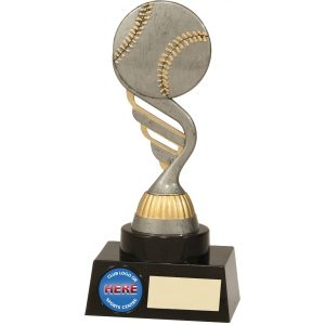 Baseball FF Silver 165mm