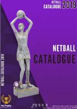 Netball ATW Cover