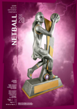Netball 2020 Diff Trophies